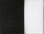 """elegie i 2009 acrylic on linen (81⁄2"""" x 11"""")"""