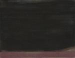 """elegie ii 2009 acrylic on linen (81⁄2"""" x 11"""")"""