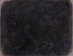 """elegie iii 2009 acrylic on linen (81⁄2"""" x 11"""")"""