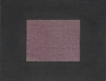 "elegie v 2009 acrylic on linen (81⁄2"" x 11"")"