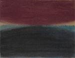 """elegie vii 2009 acrylic on linen (81⁄2"""" x 11"""")"""